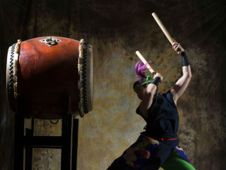 Kaminari Taiko of Houston presents Arts for Arts' Sake