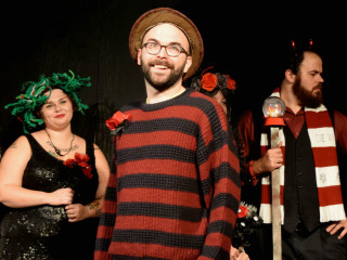Dallas Comedy House presents <i>Freddy: A Devilish Musical</i>