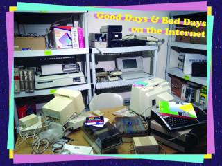 "Women & Their Work presents ""Rachel Stuckey: Good Days & Bad Days on the Internet"" opening reception"