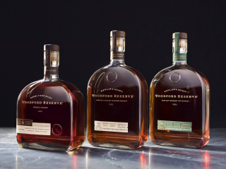 Woodford Reserve bottles