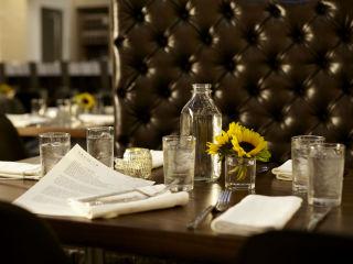 Second Bar + Kitchen Domain Northside Terrace Suite
