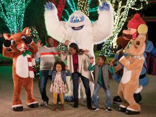 SeaWorld San Antonio's Christmas Celebration