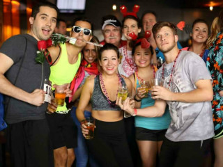 2018 Cupid's Crawl Pub Run