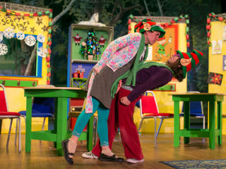 Austin Scottish Rite Theater presents Junie B. Jones in Jingle Bells Batman Smells