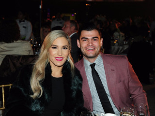 Houston, Diamond Dreams Astros Gala, January 2018, Kara McCullers, Lance McCullers Jr.