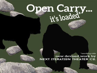 <i>Open Carry: It's Loaded Staged Reading</i>