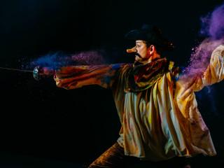 Amphibian Stage Productions presents Cyrano