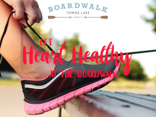 Heart Healthy Pop-Up Workout