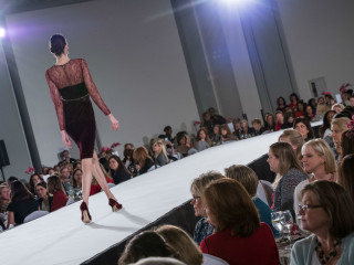 Saks Fashion Show
