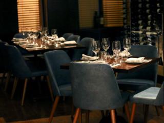 Doris Metropolitan dining room in Houston