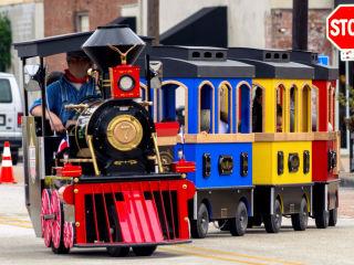 Rosenberg Railroad Museum present RailFest