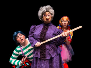 Main Street Theater presents Sideways Stories from Wayside School