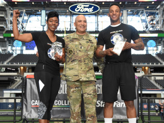 Dallas Cowboys Military Combine Finals