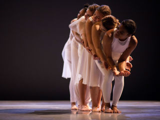 The University of Texas at Austin Department of Theatre and Dance presents Transcendence