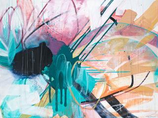 """Art: Kiah Denson & Santiago Escobedo-Garcia"" opening reception"