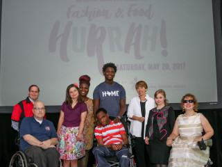HuRrAh! Fashion Fundraiser
