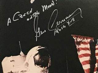 """Eugene Cernan: """"A Czech on the Moon"""" opening reception"""