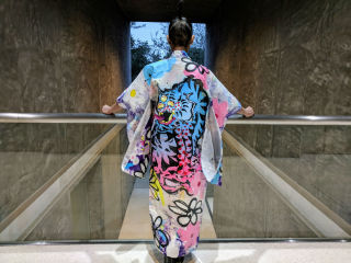 Kimono Zulu Pop-Up