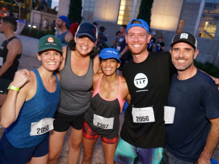 Maudie's Moonlight Margarita Run & Party