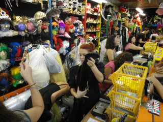 Austin Photo: Places_shopping_lucy_in_disguise_with_diamonds_interior