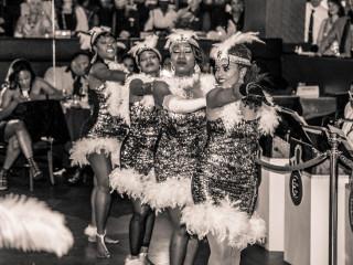 2018 Harlem Renaissance Fest and Extravaganza: A Night at the Cotton Club
