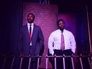 African American Repertory Theater presents The Meeting