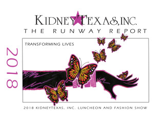 2018 KidneyTexas Fashion Show and Luncheon