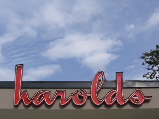 Places_Shopping_Harolds in the Heights_exterior_day