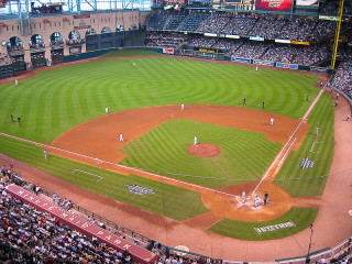 Places_Enron Field_baseball game