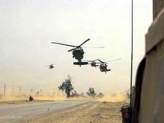 News_Carol Rust_Worst Events of Decade_Dec. 2009_Iraq Invasion_2003_101st_Airborne_Division_helos_during_Operation_Iraqi_Freedom