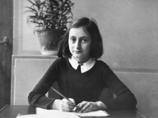 News_Anne Frank portrait_June 2010
