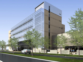 News_Harris County Hospital District_rendering_Ambulatory Care Tower_at Holly Hall