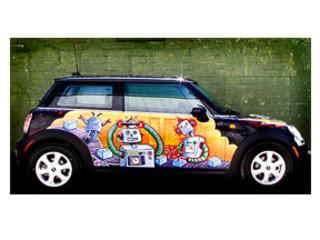 News_mini-cooper_art car_TRY