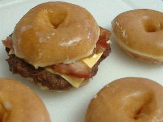 News_Krispy Kreme_cheeseburger