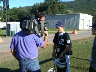 Jake Orlando Pearland TV interview