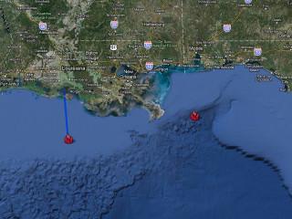 News_Mariner Energy_explosion_map