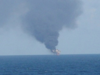 News_Mariner Energy_platform_exposion