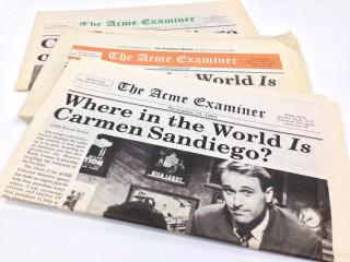 KLRU NEXT Night: Where in the World is Carmen Sandiego?