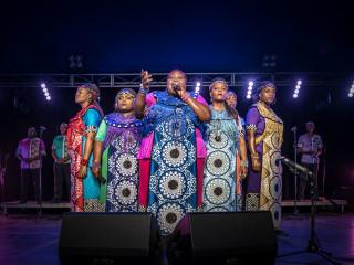 The Soweto Gospel Choir