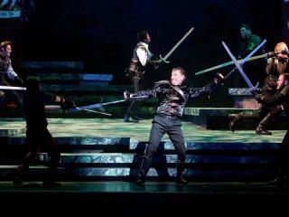 Houston Shakespeare Festival: <i>Hamlet</i>