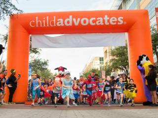 Child Advocates Superhero Run