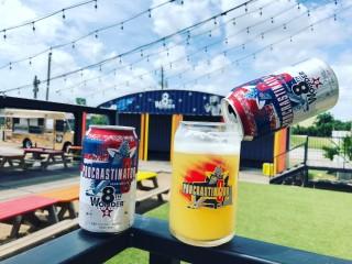 8th Wonder Brewery Procrastinator beer