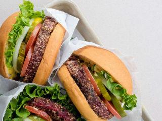 Shake Shack veggie burger