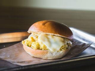 Truffle Egg Sandwich