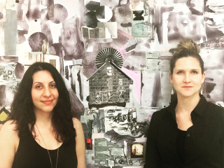 "Emily Dingmann and Elena Soterakis: ""Observance of Form"""