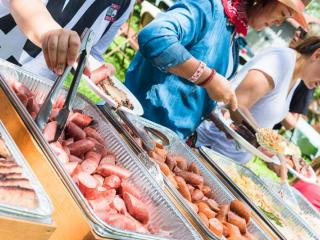 Labor Day Backyard Barbecue