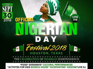 The Official Nigerian Day Festival