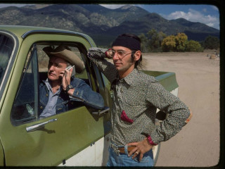 Along for the Ride' Dennis Hopper Documentary