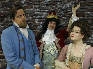 Pegasus Theatre presents A Proper Man