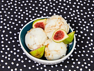 Lick fig ice cream Austin